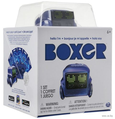 "Робот ""Boxer"" (арт. 75100-BS) — фото, картинка"