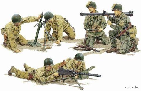 """Набор миниатюр """"U.S. Army Support Weapon Teams"""" (масштаб: 1/35) — фото, картинка"""
