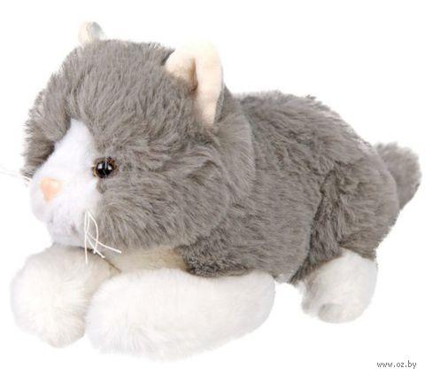 """Мягкая игрушка """"Котёнок Дымка"""" (20 см) — фото, картинка"""