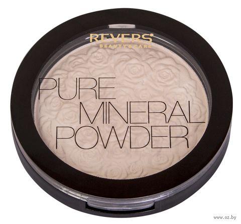 """Компактная пудра для лица """"Mineral Pure"""" тон: 19 — фото, картинка"""