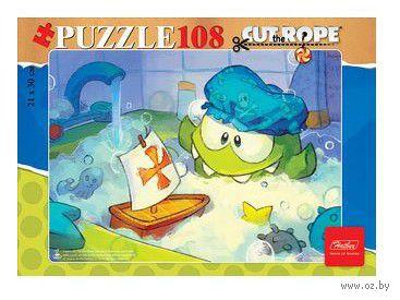"""Пазл """"Cut the Rope"""" (108 элементов; арт. 12891)"""