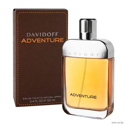 "Туалетная вода для мужчин Davidoff ""Adventure"" (100 мл) — фото, картинка"