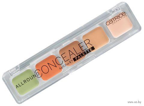 """Консилер для лица 5в1 """"Allround Concealer"""" тон: 010 — фото, картинка"""