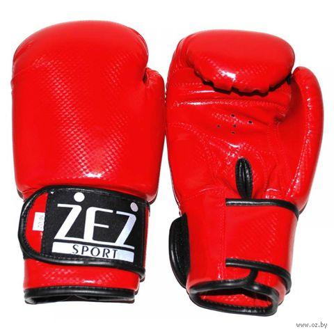 Перчатки боксёрские (10 унций; арт. 10-OZ-RING) — фото, картинка