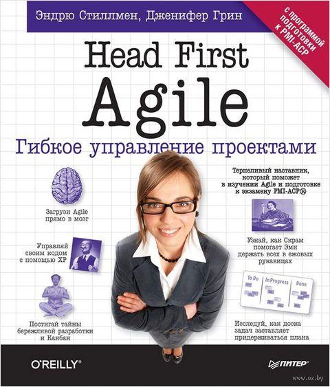 Head First Agile. Гибкое управление проектами — фото, картинка