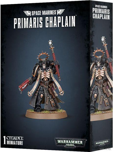 Warhammer 40.000. Space Marines. Primaris Chaplain (48-62) — фото, картинка