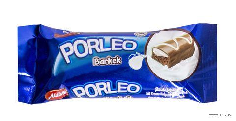 """Кекс """"Porleo. Со сливочным кремом"""" (25 г) — фото, картинка"""