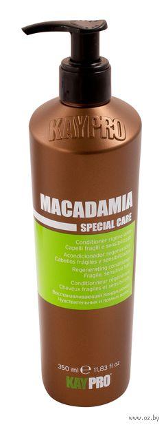 """Кондиционер для волос """"С маслом макадамии"""" (350 мл) — фото, картинка"""