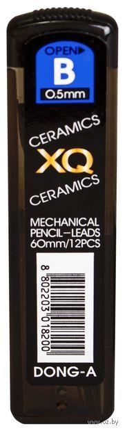 Грифели для автоматического карандаша Dong-A (0,5 мм; В)