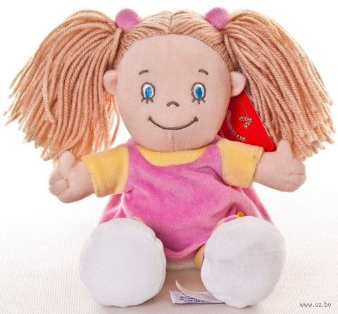 "Мягкая игрушка ""Кукла-девочка"" — фото, картинка"
