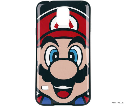 Чехол для Samsung Galaxy S5 Mario