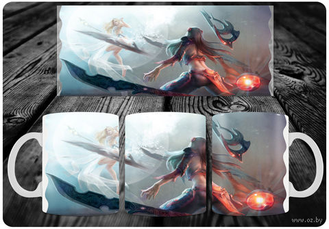 """Кружка """"League of Legends"""" (art. 13)"""