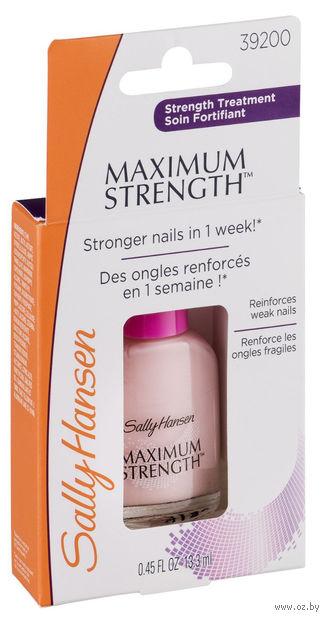 """Средство для укрепления ногтей """"Maximum strength"""" (13 мл)"""