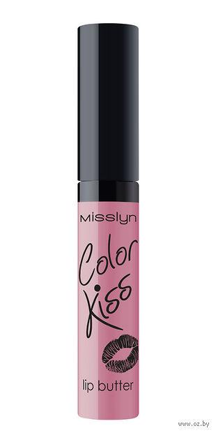 "Блеск для губ ""Color Kiss Lip Butter"" (тон: 56) — фото, картинка"