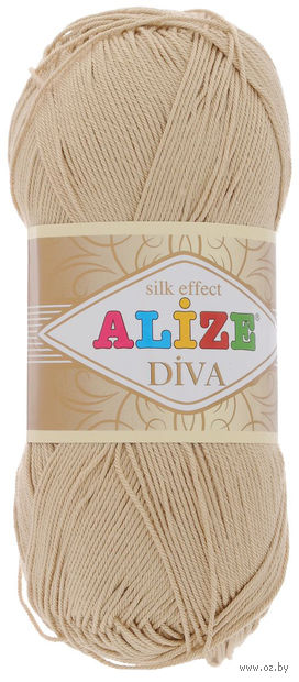 ALIZE. Diva №368 (100 г; 350 м) — фото, картинка