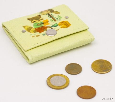 """Монетница прямоугольная """"Письмо"""" — фото, картинка"""