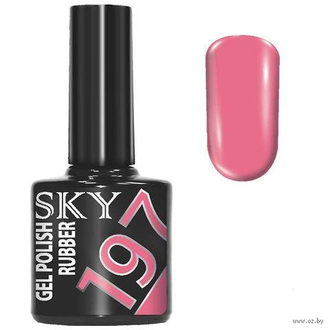 """Гель-лак для ногтей """"Sky"""" тон: 197 — фото, картинка"""