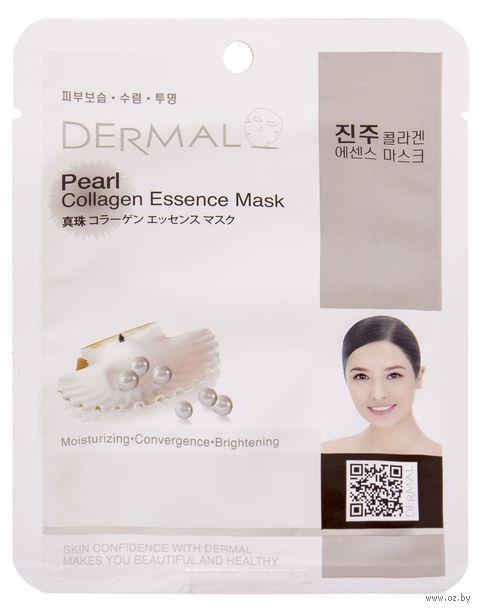 "Тканевая маска для лица ""Pearl Collagen"" (23 г) — фото, картинка"