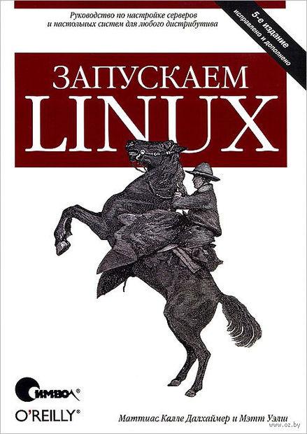 Запускаем Linux