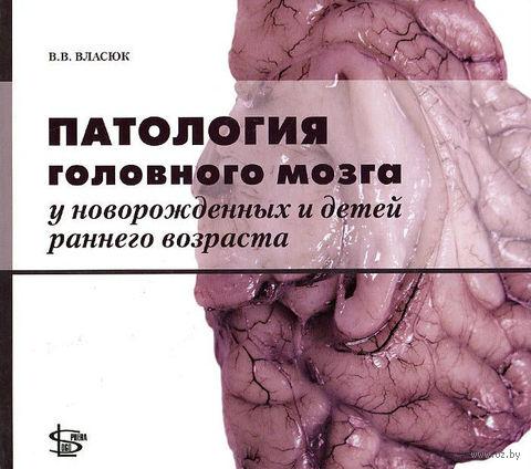 Патология головного мозга у новорожденных и детей раннего возраста. Василий Власюк