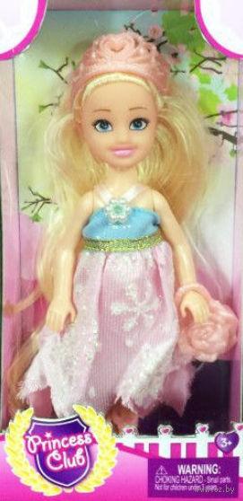 "Кукла ""Princess Club"" (12 см; арт. KW20895) — фото, картинка"
