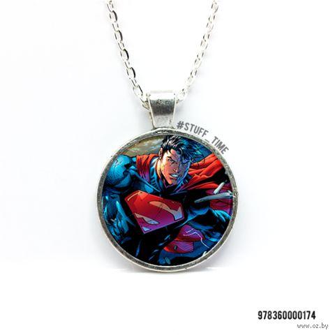 """Кулон """"Супермен"""" (174)"""