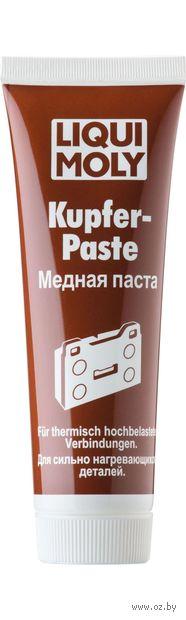 "Паста медная ""Kupfer-Paste"" (100 г) — фото, картинка"
