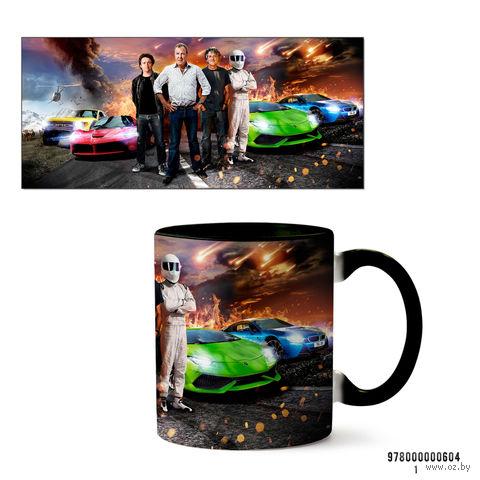 "Кружка ""Top Gear"" (арт. 604, черная)"