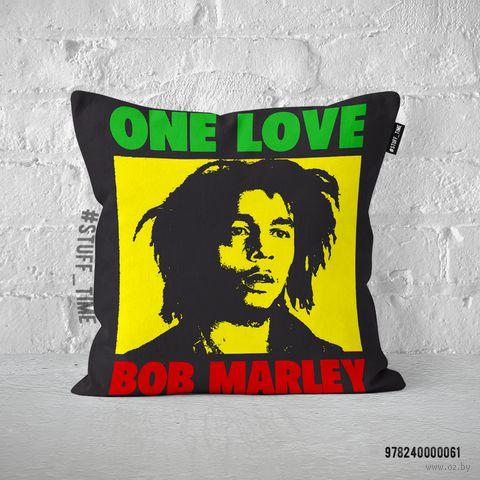 "Подушка ""Боб Марли"" (061)"