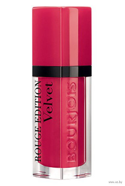 "Помада-флюид для губ ""Rouge edition velvet"" (тон: 13, яркая фуксия) — фото, картинка"