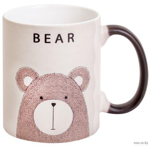"""Кружка-хамелеон """"Bear"""" — фото, картинка"""