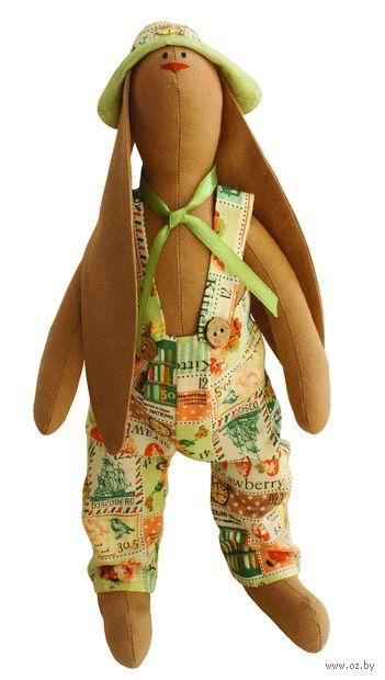 """Набор для шитья из ткани """"Летний кролик"""" — фото, картинка"""