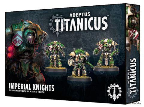 Warhammer 40.000. Adeptus Titanicus. Imperial Knights (400-05) — фото, картинка