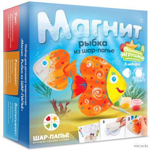 """Набор для изготовления магнитов """"Рыбка"""" — фото, картинка"""