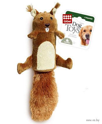 """Игрушка для собак """"Белка"""" (32 см)"""