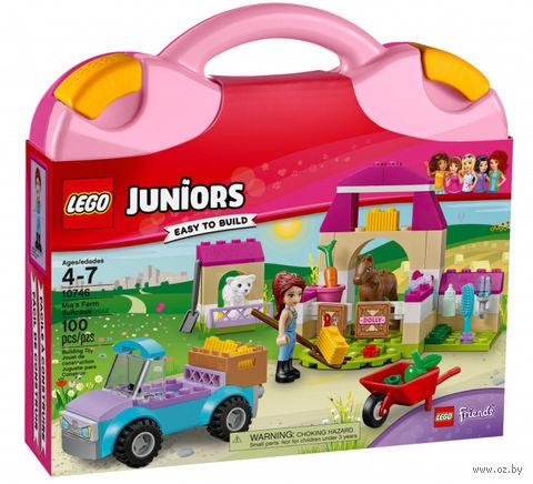 "LEGO Juniors Чемоданчик ""Ферма Мии"" — фото, картинка"