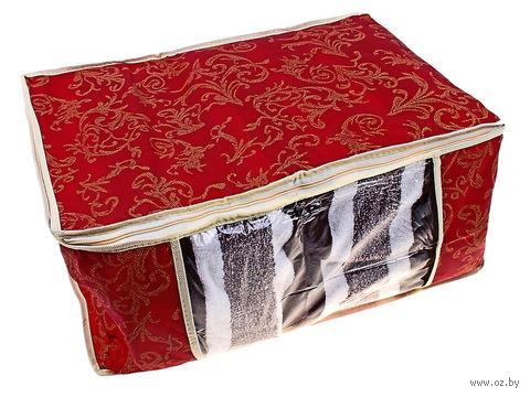 Кофр для хранения (450х300х200; красный) — фото, картинка