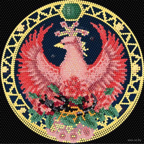 "Алмазная вышивка-мозаика ""Скорпион"" (250х250 мм) — фото, картинка"