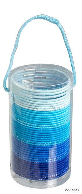 Набор резинок для волос разноцветных (40 шт.) — фото, картинка