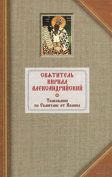 Толкование на Евангелие от Иоанна. Том 1 (в 2-х томах) — фото, картинка
