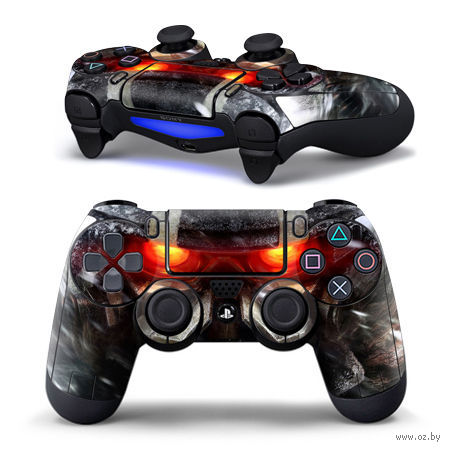 "Наклейка защитная для геймпада ""Kill Zone"" (TN-PS4QB-0187) (PS4)"