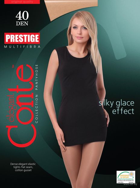 "Колготки женские классические ""Conte. Prestige 40"" — фото, картинка"