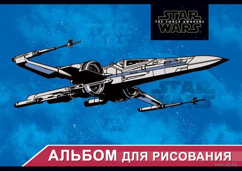 """Альбом """"Star Wars"""" (А4; 40 листов; арт. STW55)"""