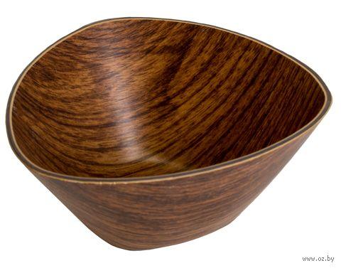Салатник пластмассовый (125х60 мм; арт. 10114) — фото, картинка