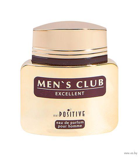 "Парфюмерная вода для мужчин ""Men's Club Excellent"" (90 мл) — фото, картинка"