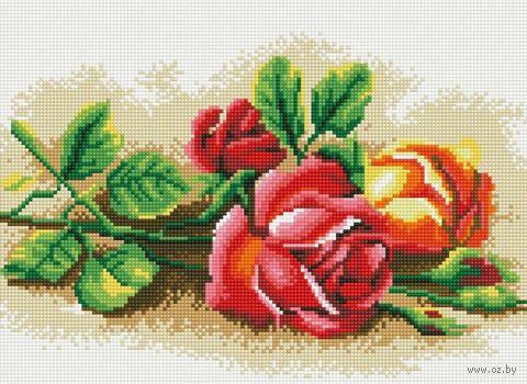 """Алмазная вышивка-мозаика """"Признание"""" (200х300 мм) — фото, картинка"""