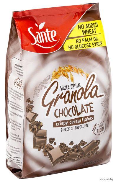 "Гранола ""Sante. С шоколадом"" (350 г) — фото, картинка"