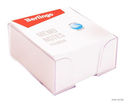 """Бумага для заметок """"Premium"""" (90х90 мм; 500 листов) — фото, картинка"""