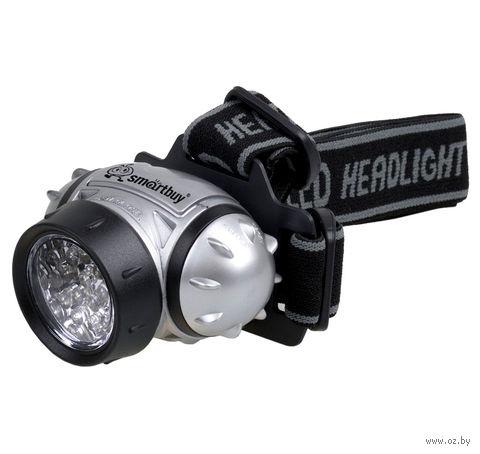 Светодиодный налобный фонарь 21 LED Smartbuy