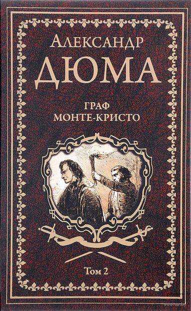 Граф Монте-Кристо. Том 2 (в 2-х томах) — фото, картинка